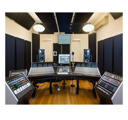SOUND RECORDING STUDIO