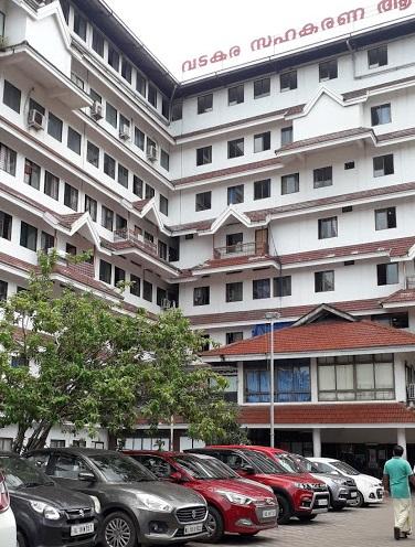 Co-operative Hospital vadakara, GOVT.HOSPITAL,  service in ,