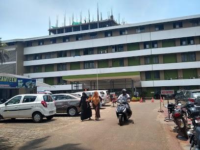 Kozhikode District Co operative Hospital, GOVT.HOSPITAL,  service in ,