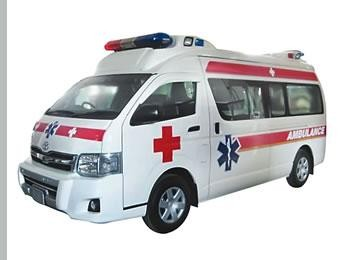Mobi Freeze, AMBULANCE,  service in ,