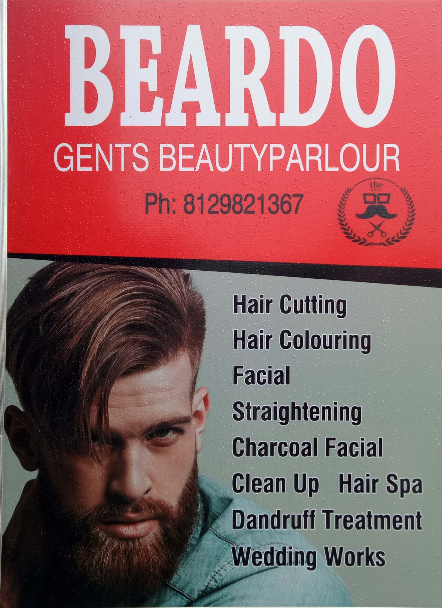 BEARDO GENTS BEAUTY PARLOUR, GENTS BEAUTY PARLOUR,  service in Aluva, Ernakulam