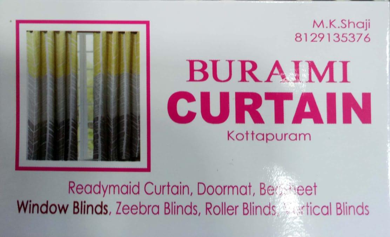 BURAIMI CURTAIN, CURTAINS,  service in Aluva, Ernakulam