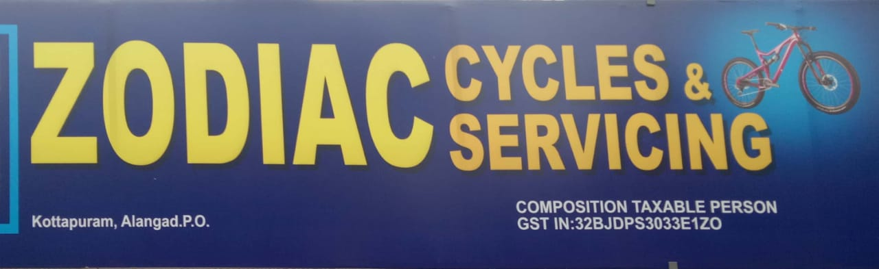 ZODIAC CYCLES AND SERVICING, CYCLE SHOP,  service in Aluva, Ernakulam