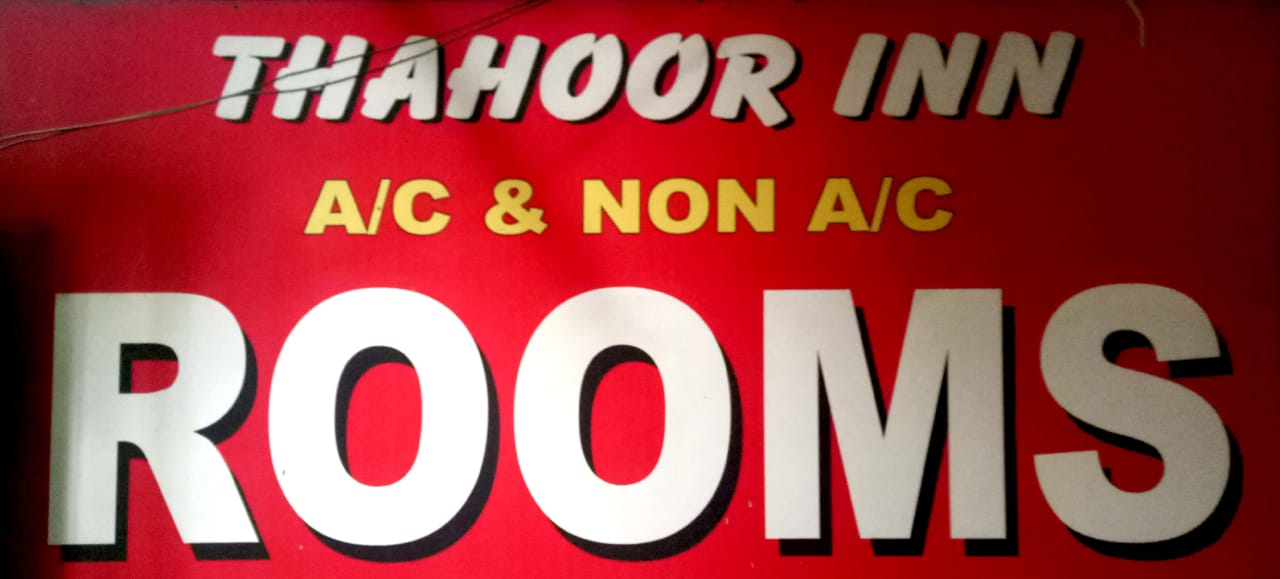 THAHOOR IN ROOMS, TOURIST HOME,  service in Angamali, Ernakulam
