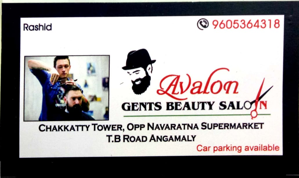 AVALON gents beauty saloon, GENTS BEAUTY PARLOUR,  service in Angamali, Ernakulam