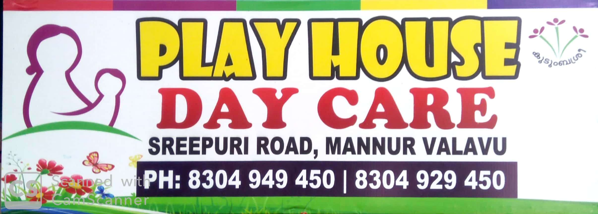 PLAY HOUSE, PLAY SCHOOL,  service in Mannur, Kozhikode
