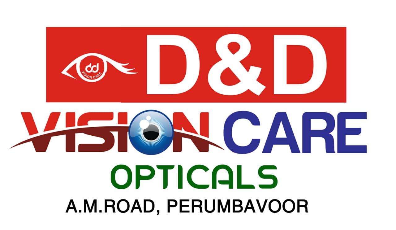 D & D VISION CARE, OPTICAL SHOP,  service in Perumbavoor, Ernakulam