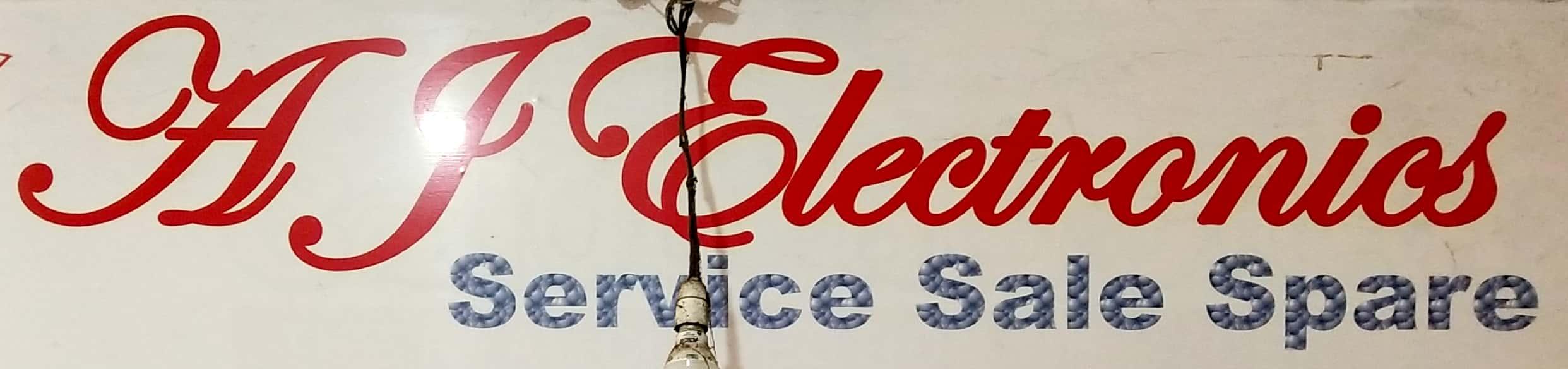 AJ ELECTRONICS, ELECTRONICS REPAIRING,  service in Farook, Kozhikode