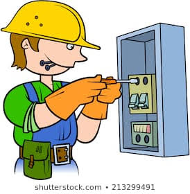 Suni. K, ELECTRICAL AND PLUMBING WORKERS,  service in Kakkodi, Kozhikode