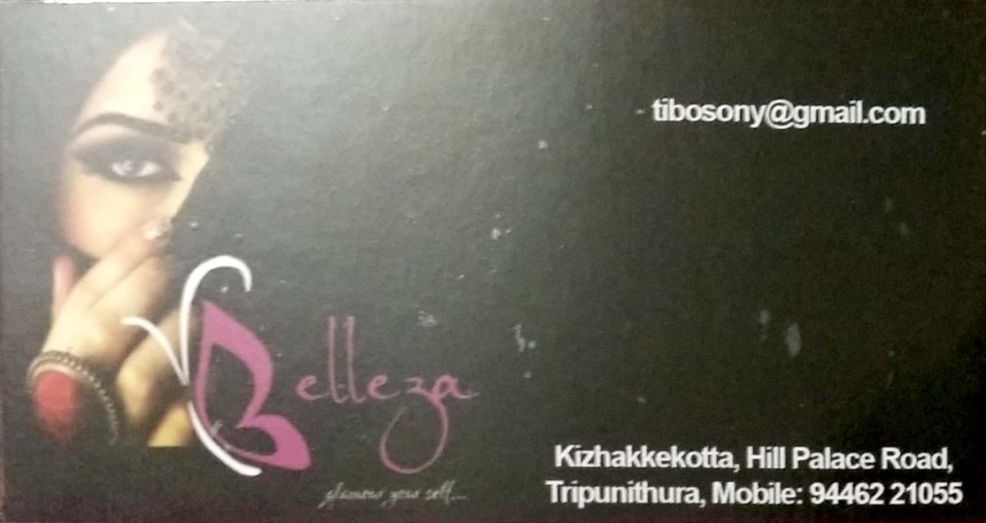 BELLEZA, FANCY & COSTUMES,  service in Thrippunithura, Ernakulam