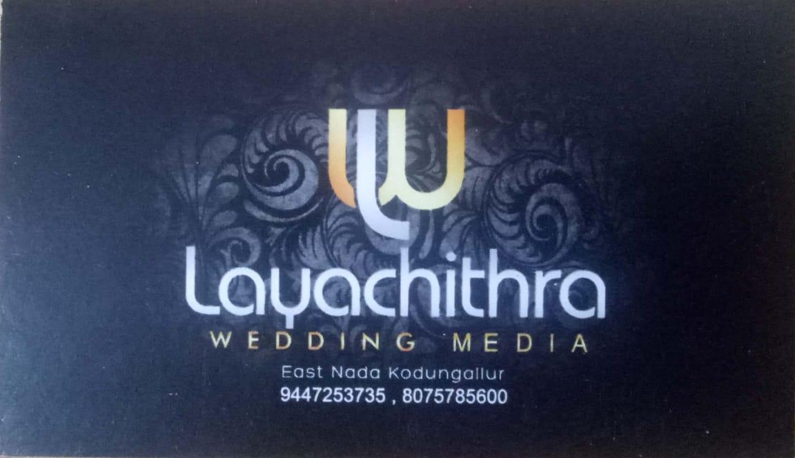 LAYACHITHRA wedding media, TOURIST HOME,  service in Kodungallur, Thrissur