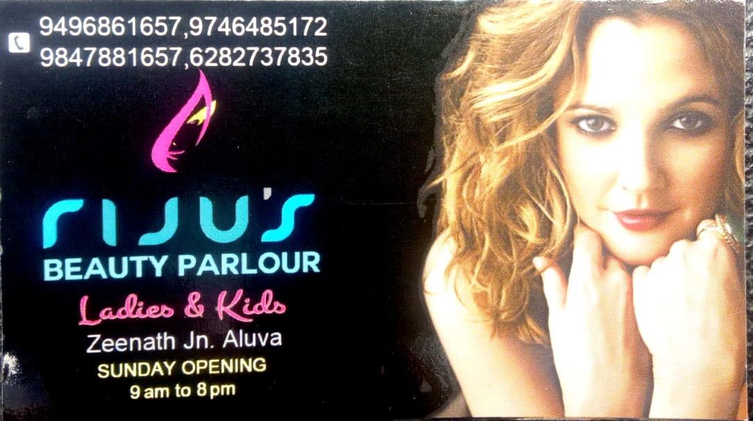 Riju's Beauty parlour Aluva