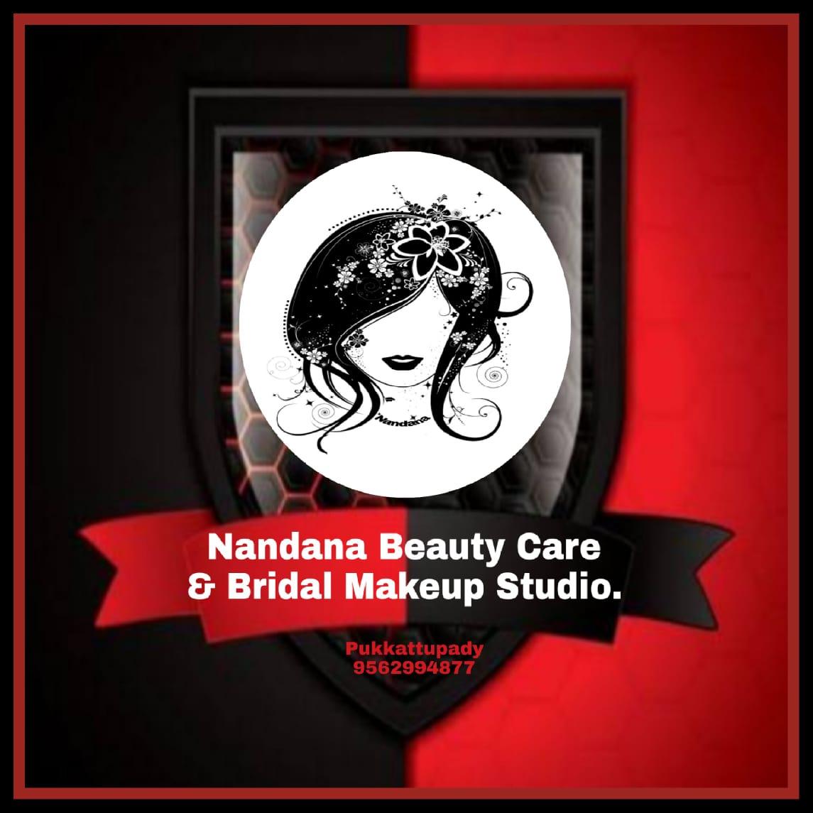 Nandana Beauty care & Bridal Makeup studio