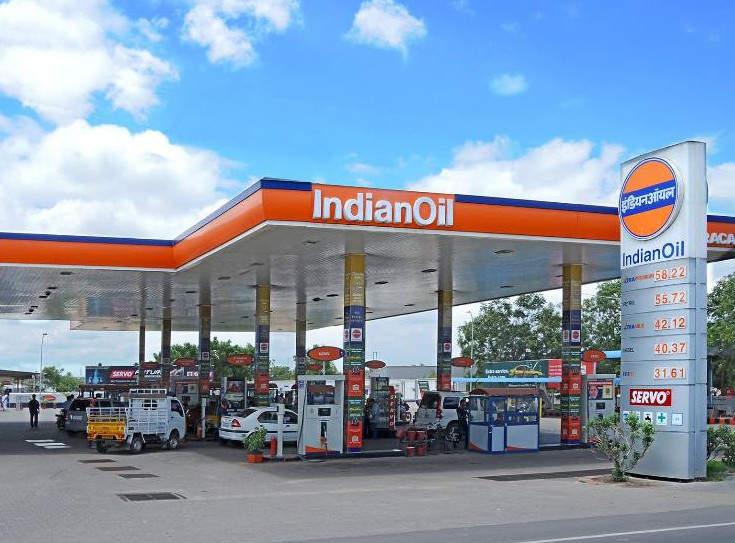 IOC Petrol Pump, PETROL PUMP,  service in Maradu, Ernakulam