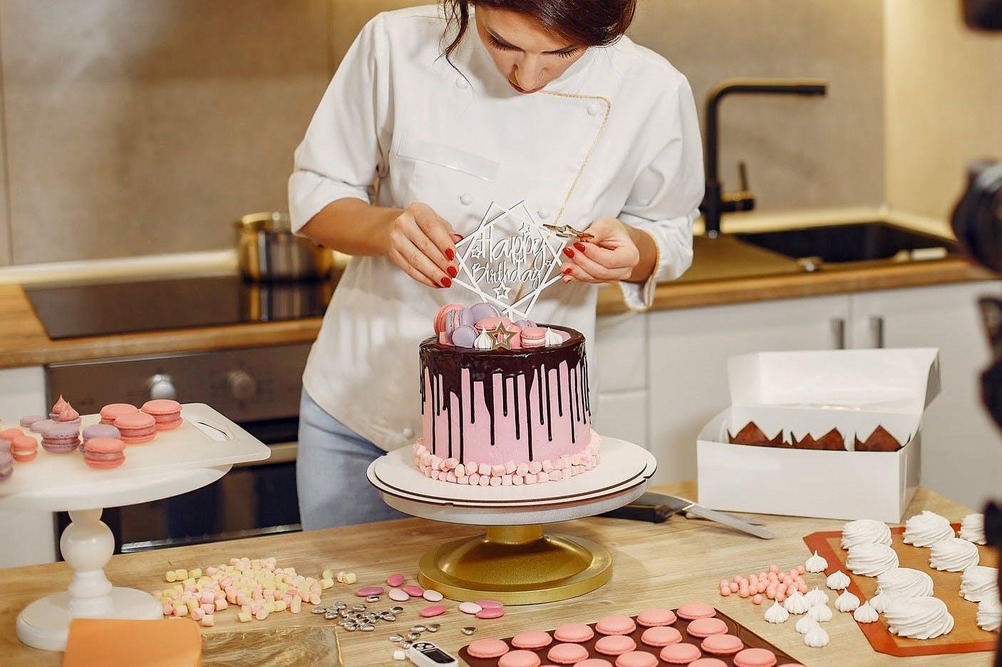 Cake Making, Cake Making,  service in Thalassery, Kannur