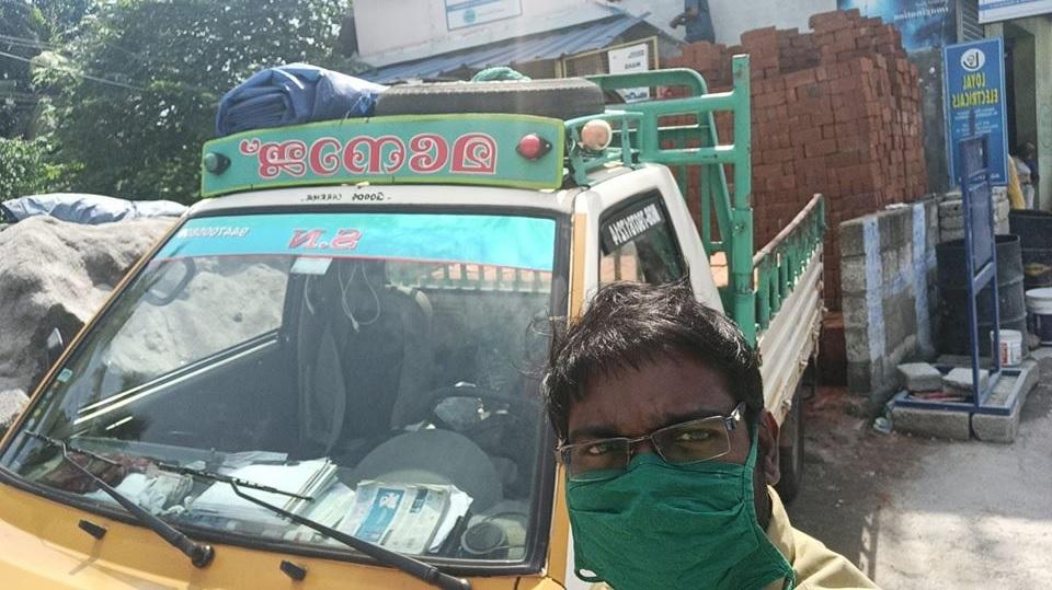 Manoj Truck Vechicle, GOODS VEHICLE(HEAVY),  service in Plamoodu, Thiruvananthapuram