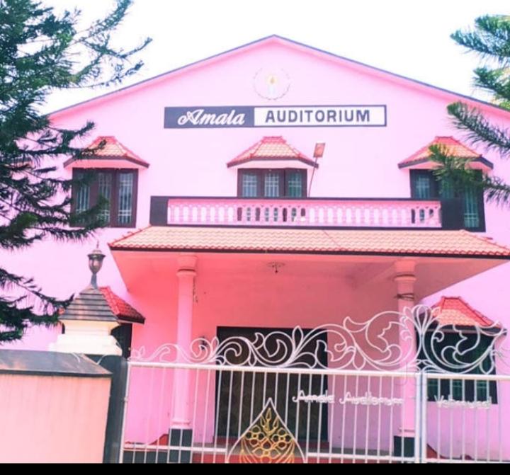 Amala Auditorium, AUDITORIUM & HALLS,  service in Ettumanoor, Kottayam