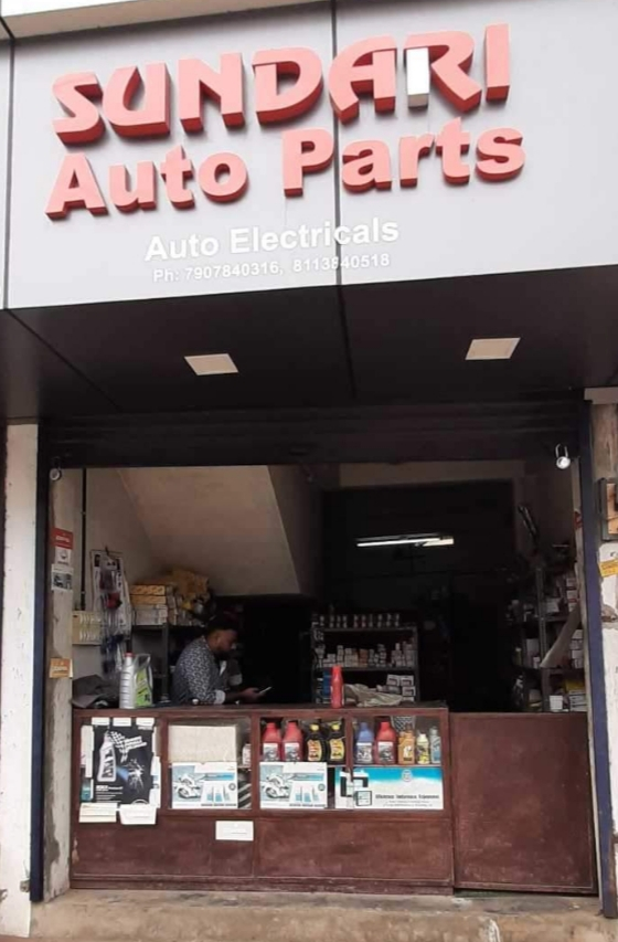 Sundari Autoparts, LUBES AND SPARE PARTS,  service in Thazhathangady, Kottayam