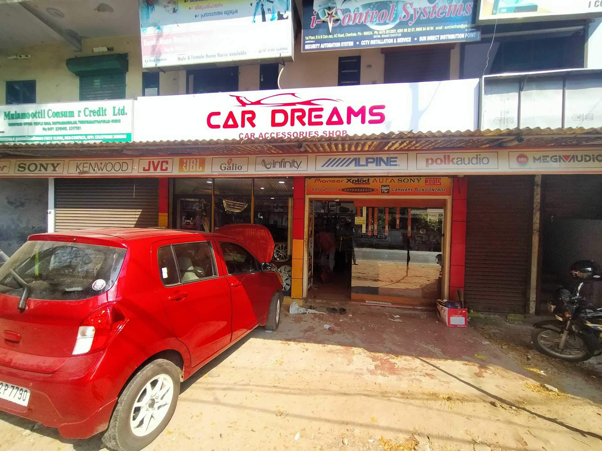 Car Dreams - Car Accessories Shop, ACCESSORIES,  service in Cherthala, Alappuzha