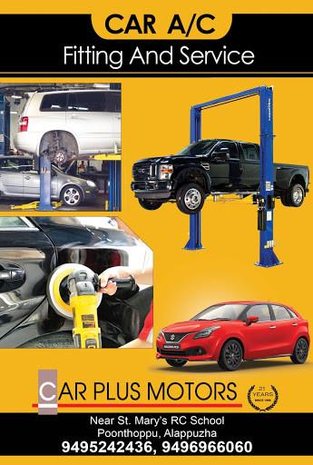 Car Plus Motors, CAR WORKSHOP,  service in Alappuzha, Alappuzha
