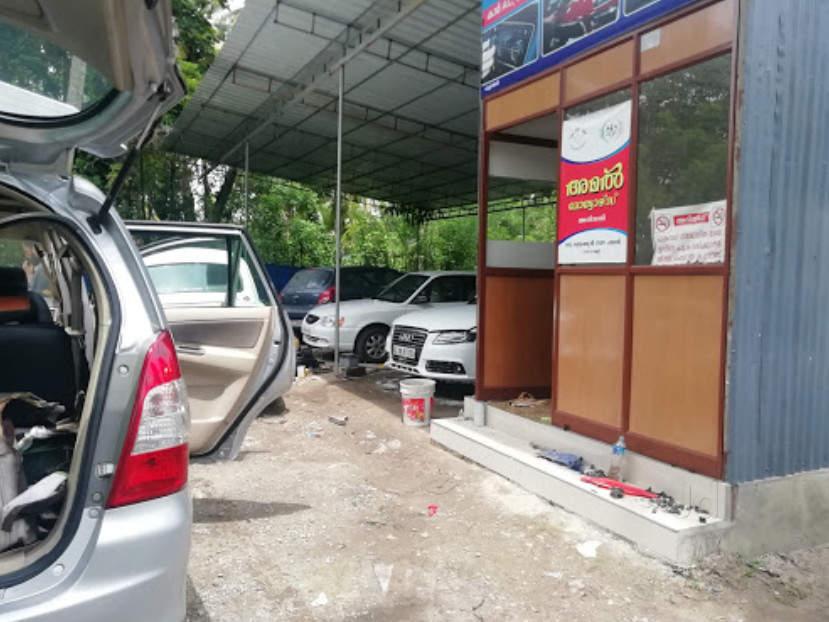 Amal Motors, CAR WORKSHOP,  service in Panavally, Alappuzha