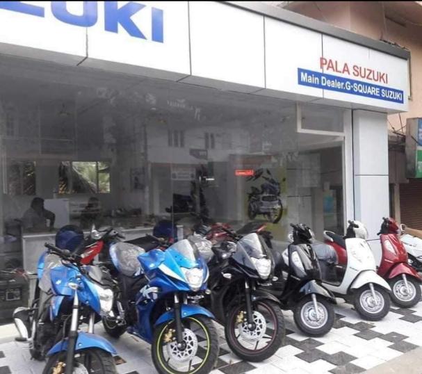 Pala Motors, BIKE SERVICE,  service in Palai, Kottayam