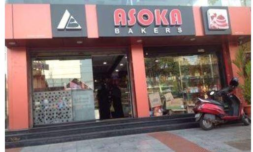Asoka Bakers, Backery & Cafeteria,  service in Mullakkal, Alappuzha