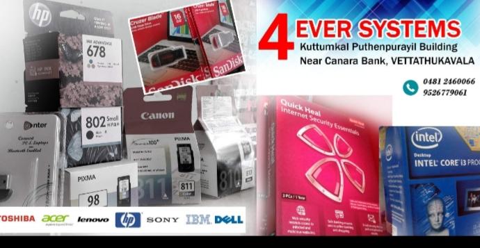 4 Ever System, MOBILE SHOP,  service in Kottayam, Kottayam