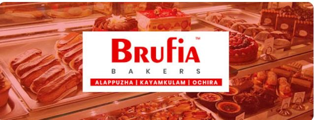 Brufia Bakers, Backery & Cafeteria,  service in Kayamkulam, Alappuzha