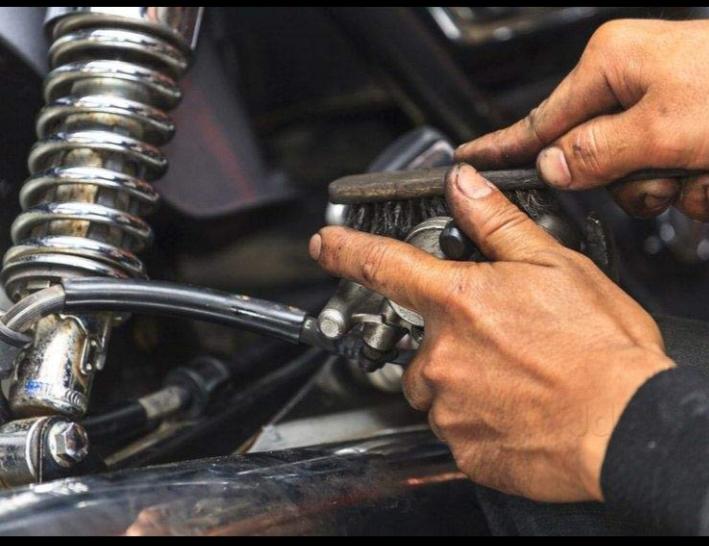 Friends two wheeler workshop, BIKE SERVICE,  service in Changanasserry, Kottayam
