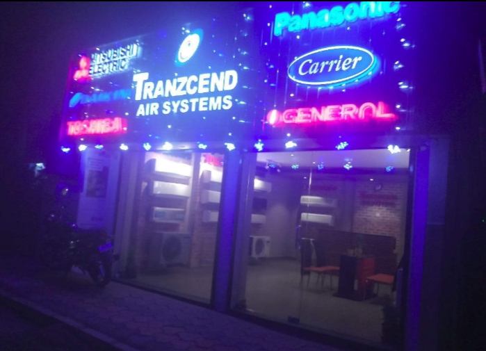 Tranzcend Air System, AC REFRIGERATION SALES & SERVICE,  service in Kottayam, Kottayam