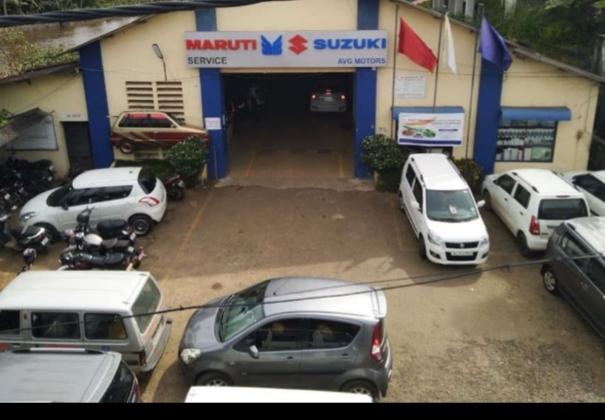 A V G  Motors, CAR WORKSHOP,  service in Kottayam, Kottayam