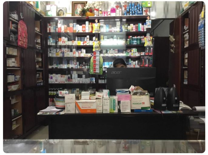 Nandus Medicals, MEDICAL SHOP,  service in Edathua, Alappuzha