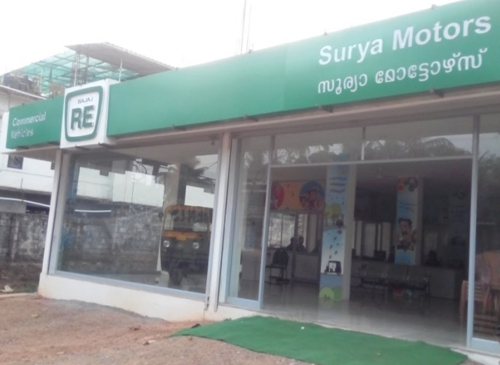 Surya Bajaj, THREE WHEELER,  service in Kumaranalloor, Kottayam