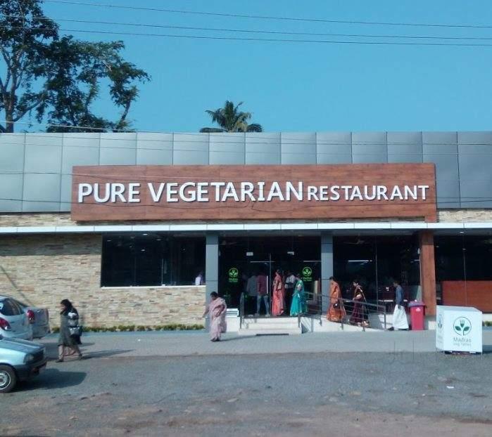 Madras Veg Tables Vegetarian Restaurant, VEGETARIAN,  service in Kalarcode, Alappuzha