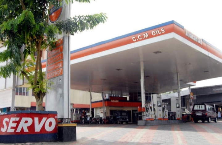 C C M  Fuels, PETROL PUMP,  service in Vadavathoor, Kottayam