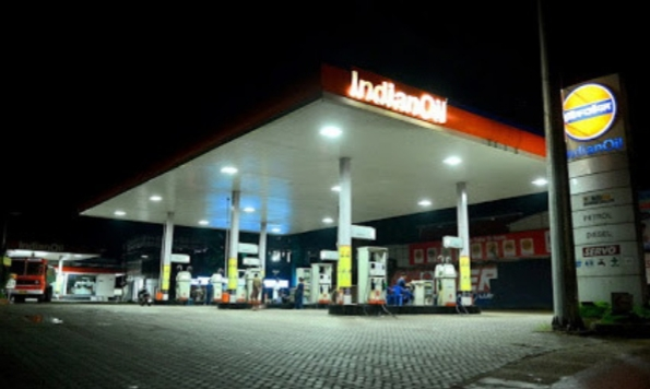 New Undia Fuels, PETROL PUMP,  service in Ponkunnam, Kottayam