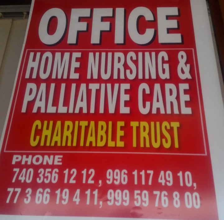 Home nursing & Palliative care, HOME NURSING,  service in Nagambadam, Kottayam