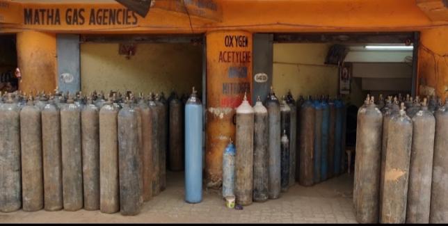 Matha Gas Agency, GAS SERVICE,  service in Nagambadam, Kottayam