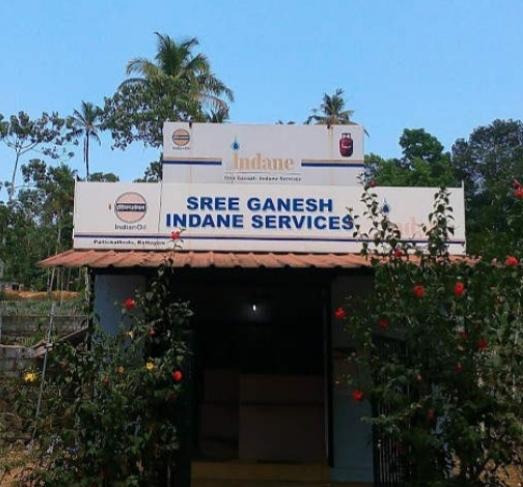 Sree Ganesh Indane Services, GAS SERVICE,  service in Kottayam, Kottayam
