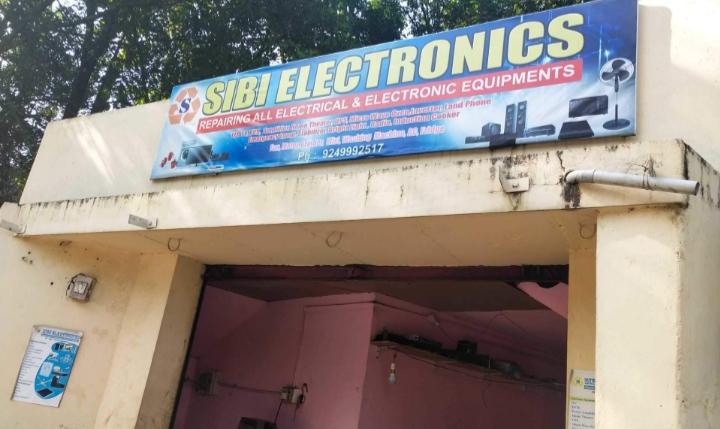 Sibi  Electronics, AC REFRIGERATION SALES & SERVICE,  service in Chingavanam, Kottayam