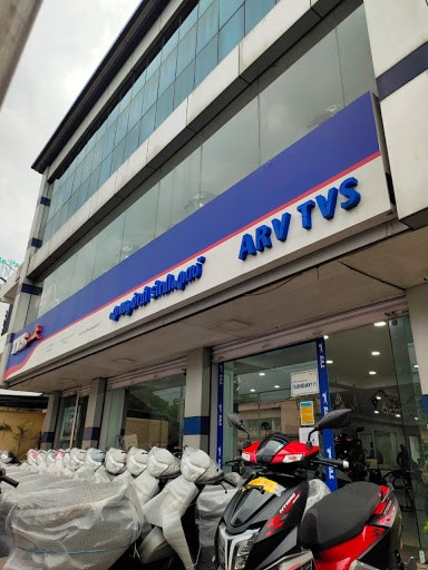Arv TVS, BIKE SHOWROOM,  service in Alappuzha, Alappuzha
