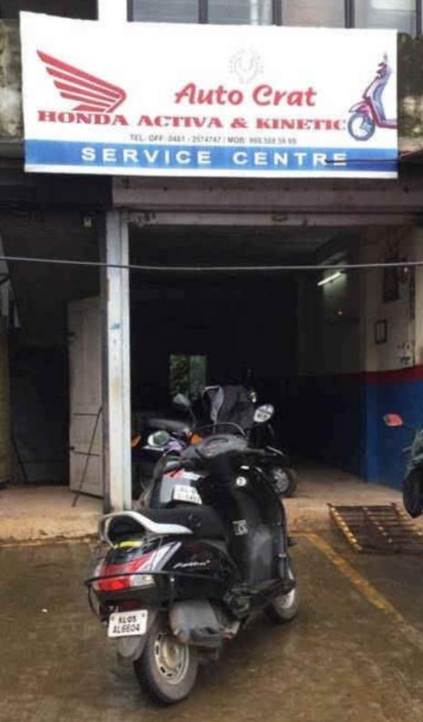 Auto Crat, BIKE SERVICE,  service in Kottayam, Kottayam