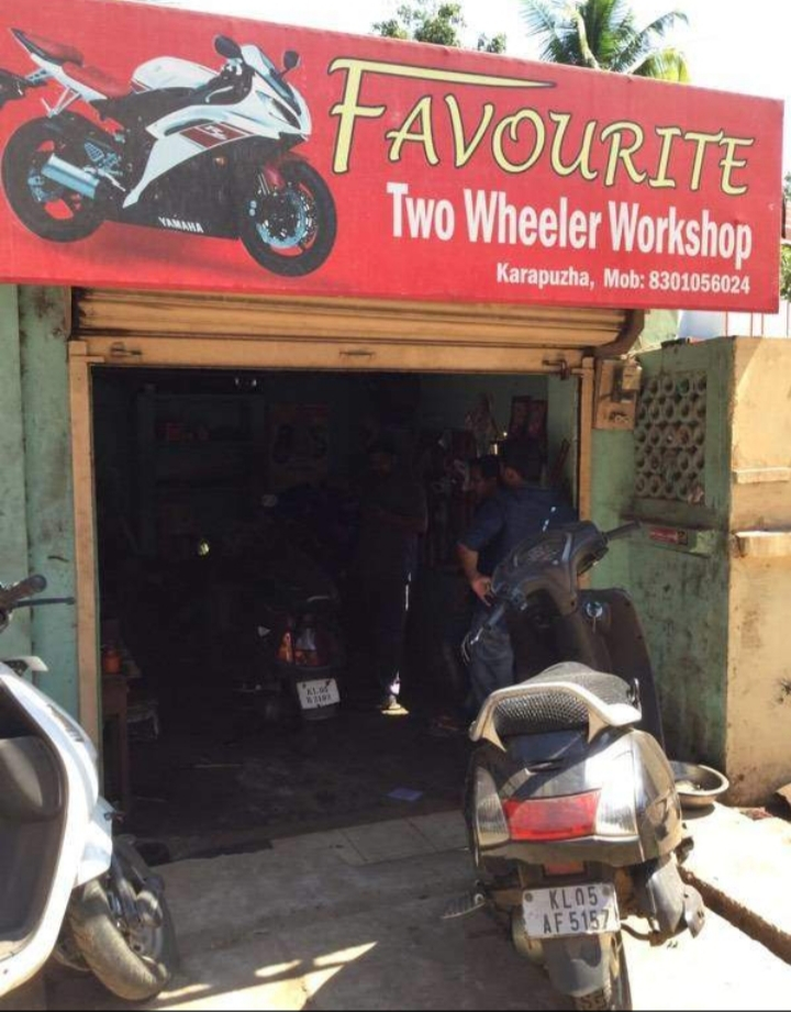 Archana Two Wheelers, BIKE WORKSHOP,  service in Kottayam, Kottayam