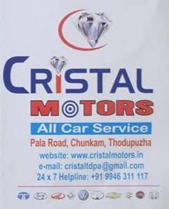 Cristal Motors, CAR WORKSHOP,  service in Thodupuzha, Idukki