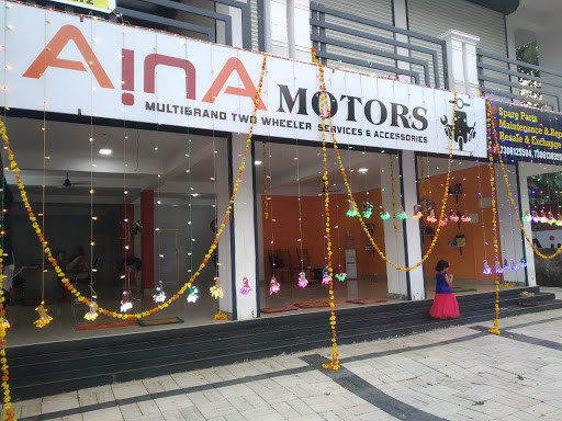 Aina Motors, BIKE WORKSHOP,  service in Chengannur, Alappuzha