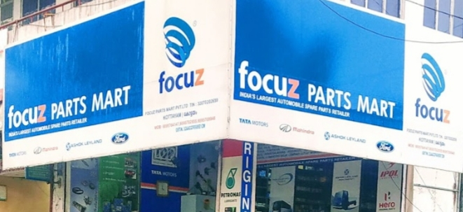 Focuz Parts Mart, LUBES AND SPARE PARTS,  service in Kodimatha, Kottayam