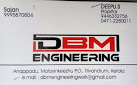 DBM Engineering, VEHICLE SHOWROOM,  service in Thiruvananthapuram, Thiruvananthapuram