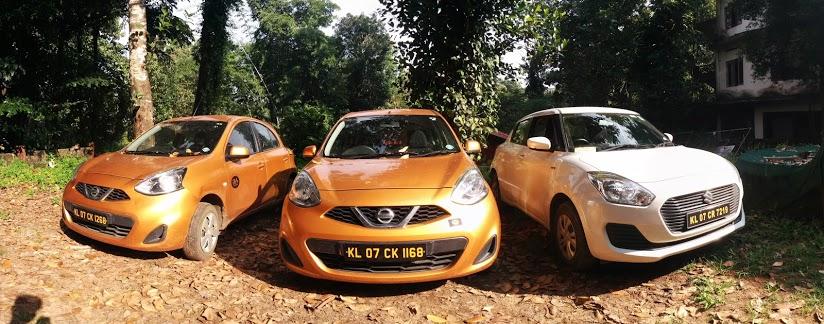 Jovis Joseph Kudakasseril, RENT CAR,  service in Kottayam, Kottayam