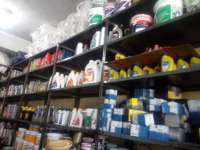 Asia Lubes, LUBES AND SPARE PARTS,  service in Kottayam, Kottayam
